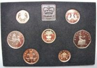 1985 Proof Set. Ideal BIRTHDAY or ANNIVERSARY Gift